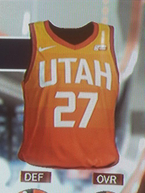 Jazz City jersey leak