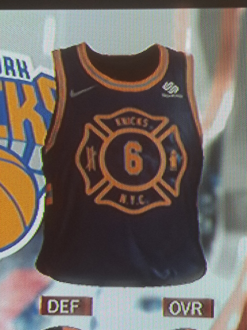 Knicks City jersey leak