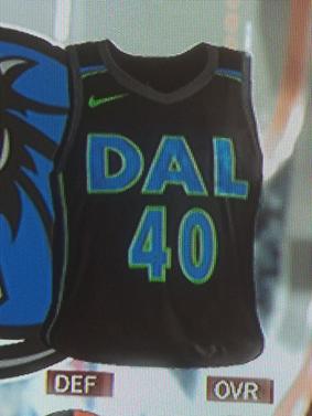 Mavericks City jersey leak