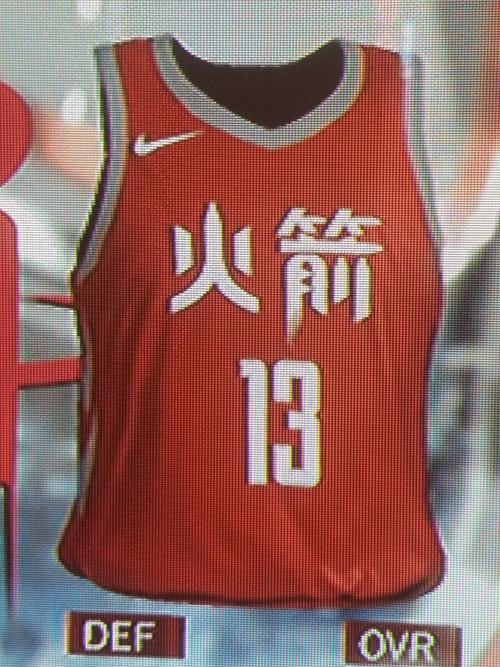 Rockets City jersey leak