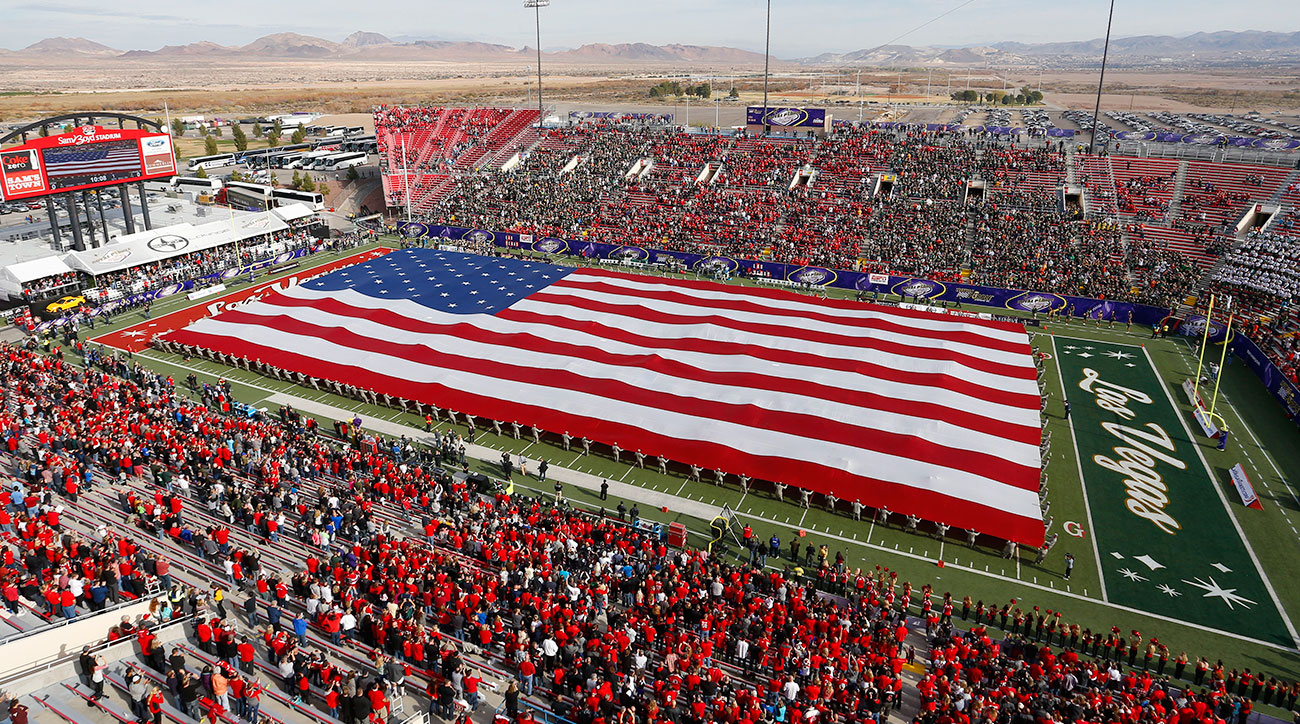 where is the las vegas bowl played