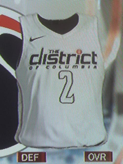 Wizards City jersey leak