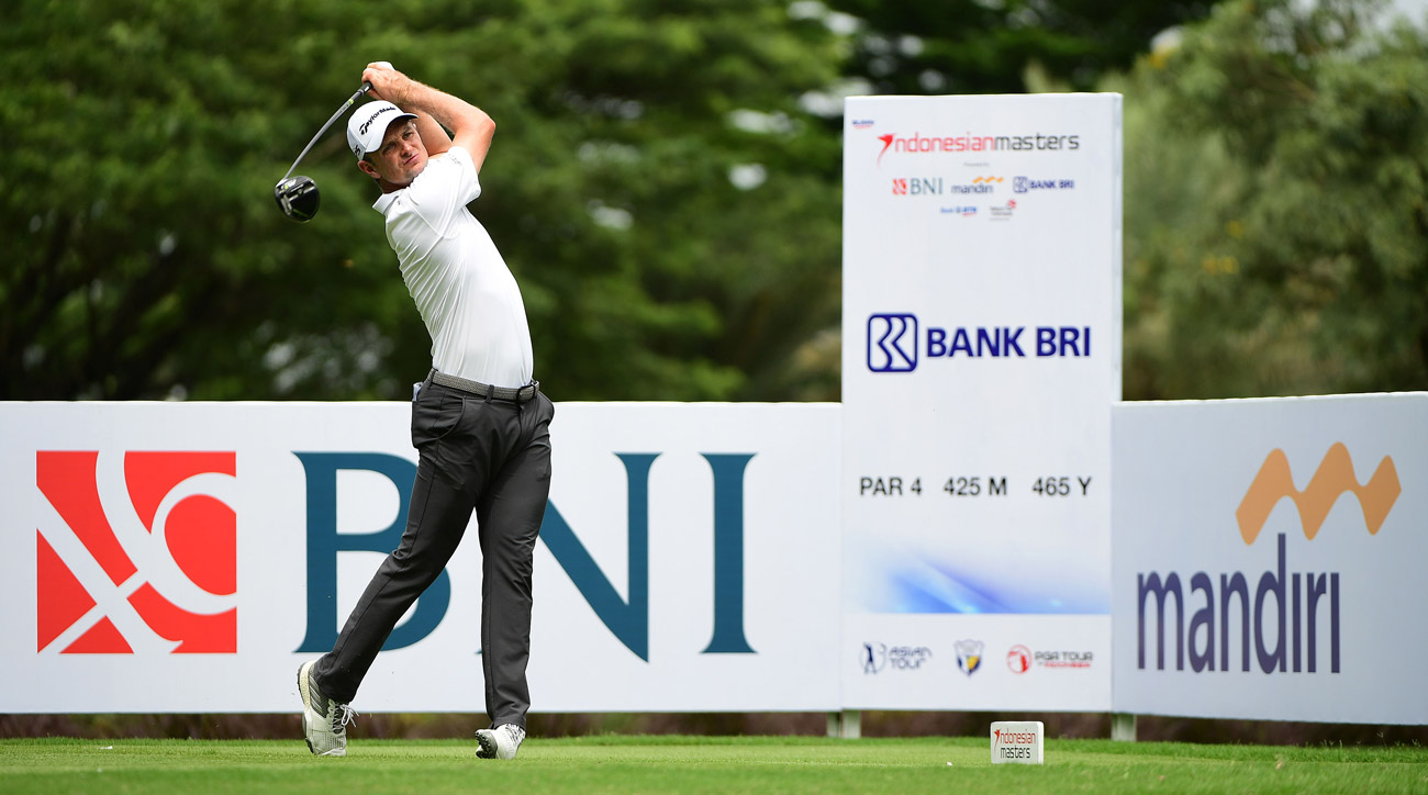 Justin Rose leads after 2 rounds at Indonesian Masters; Brandt Snedeker withdraws