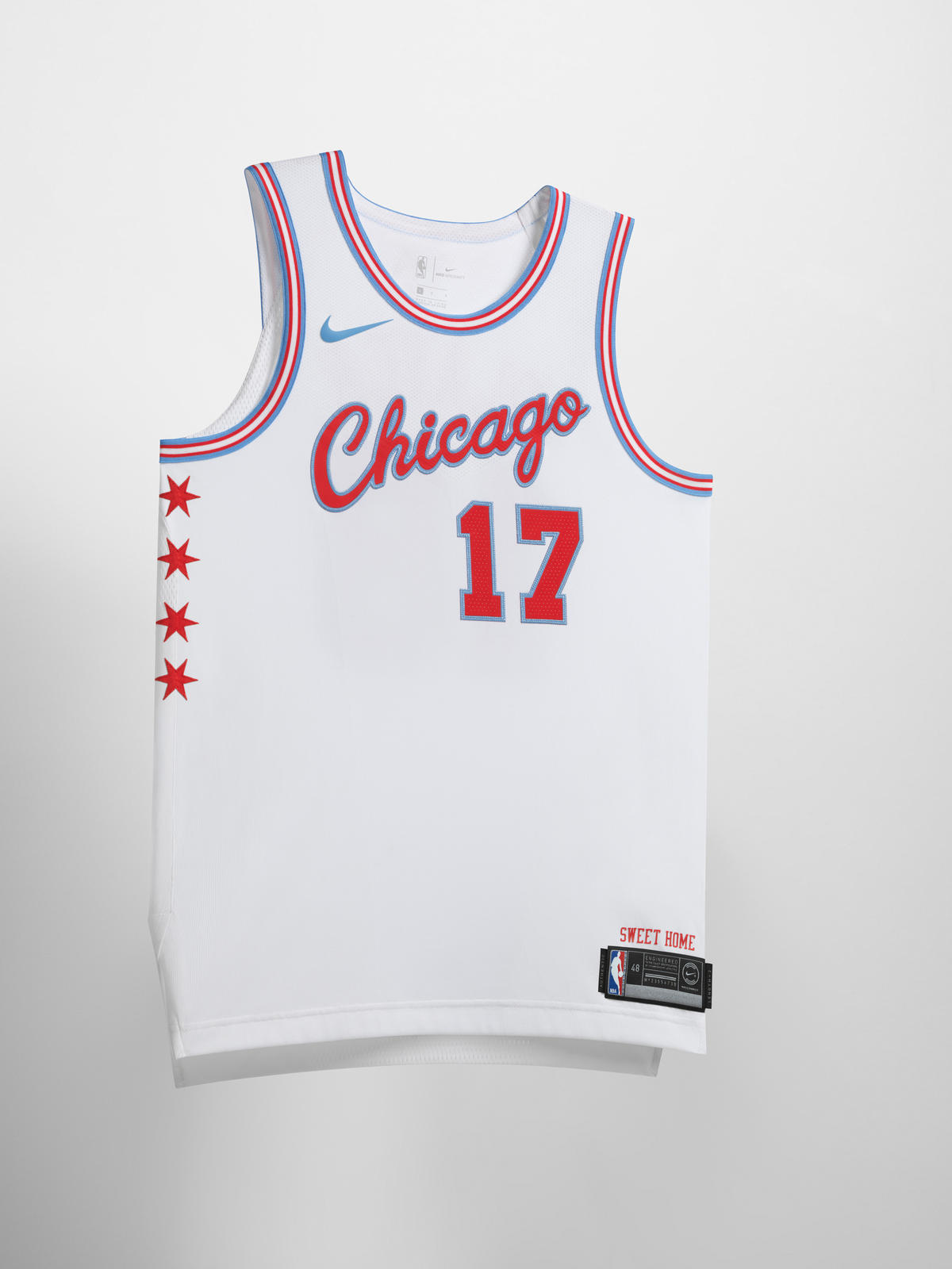 Chicago Bulls City Edition jersey