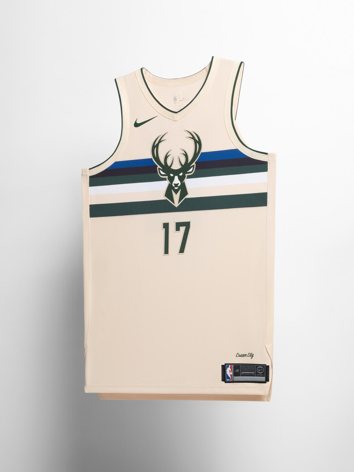 Milwaukee Bucks City Edition jersey
