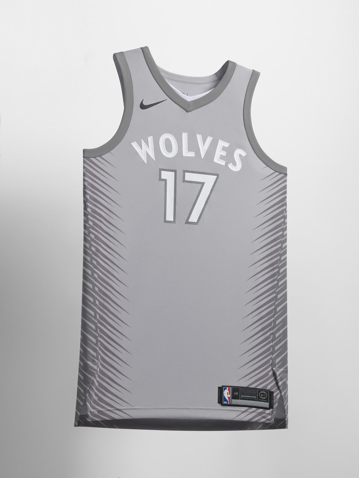Minnesota Timberwolves City Edition jersey