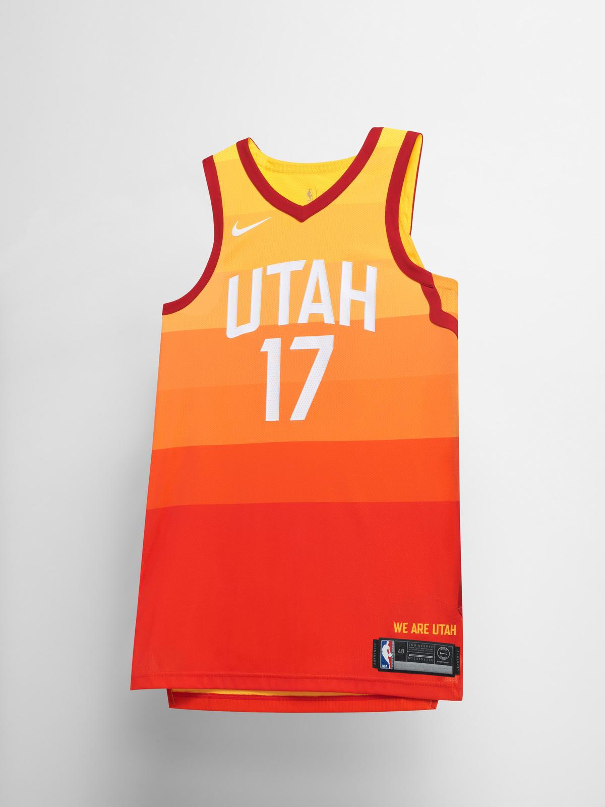 NBA City Edition jerseys  Photos of the final new Nike jersey  5b4efb79c