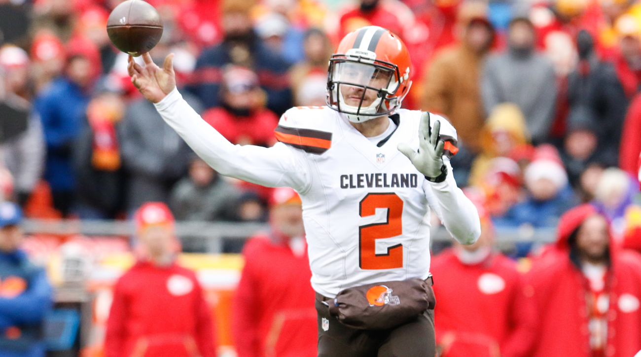 Johnny Manziel approved, eligible to play in Canadian Football League in 2018