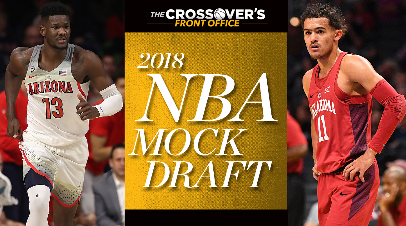 2018 NBA Mock Draft