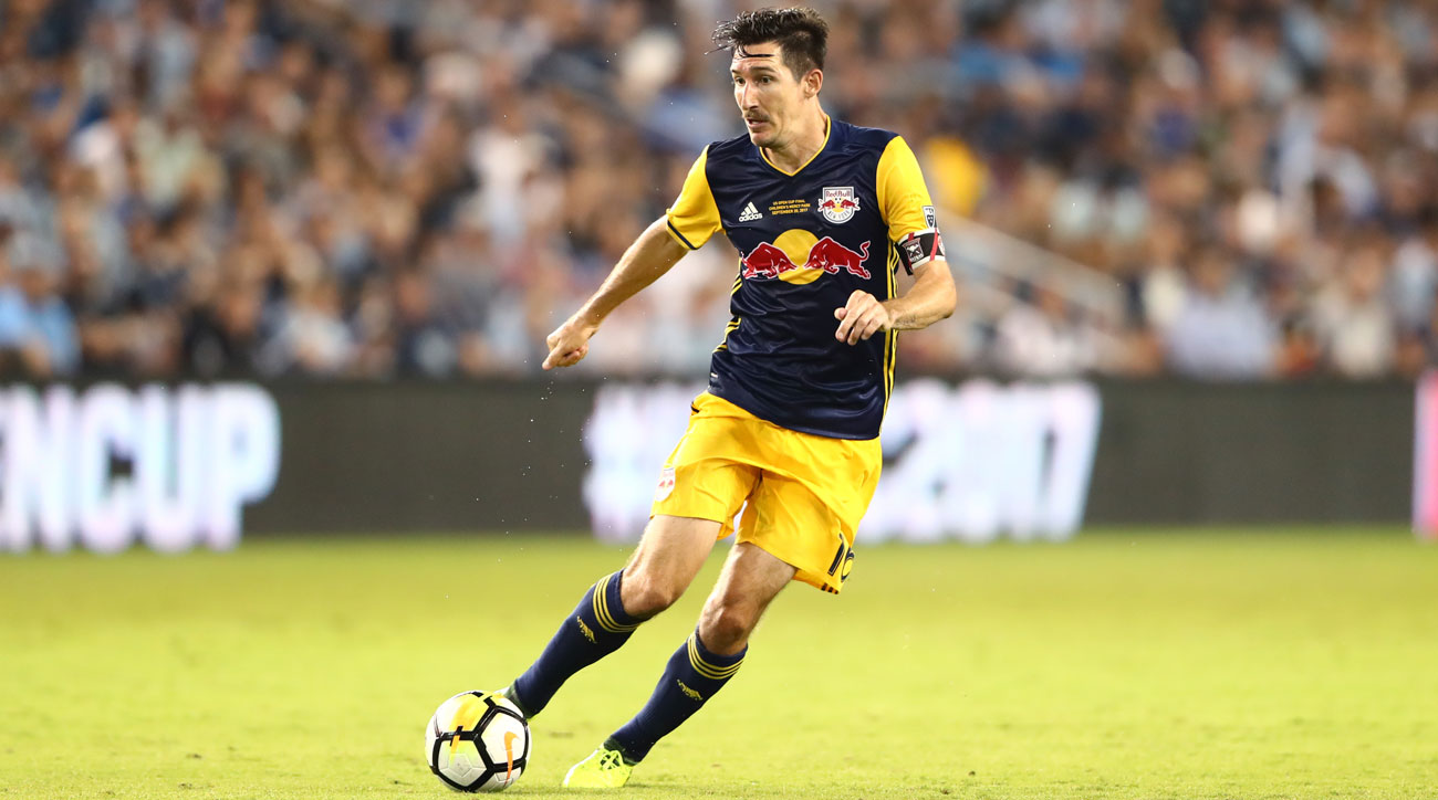 Report: Red Bulls Deal Sacha Kljestan to Orlando City