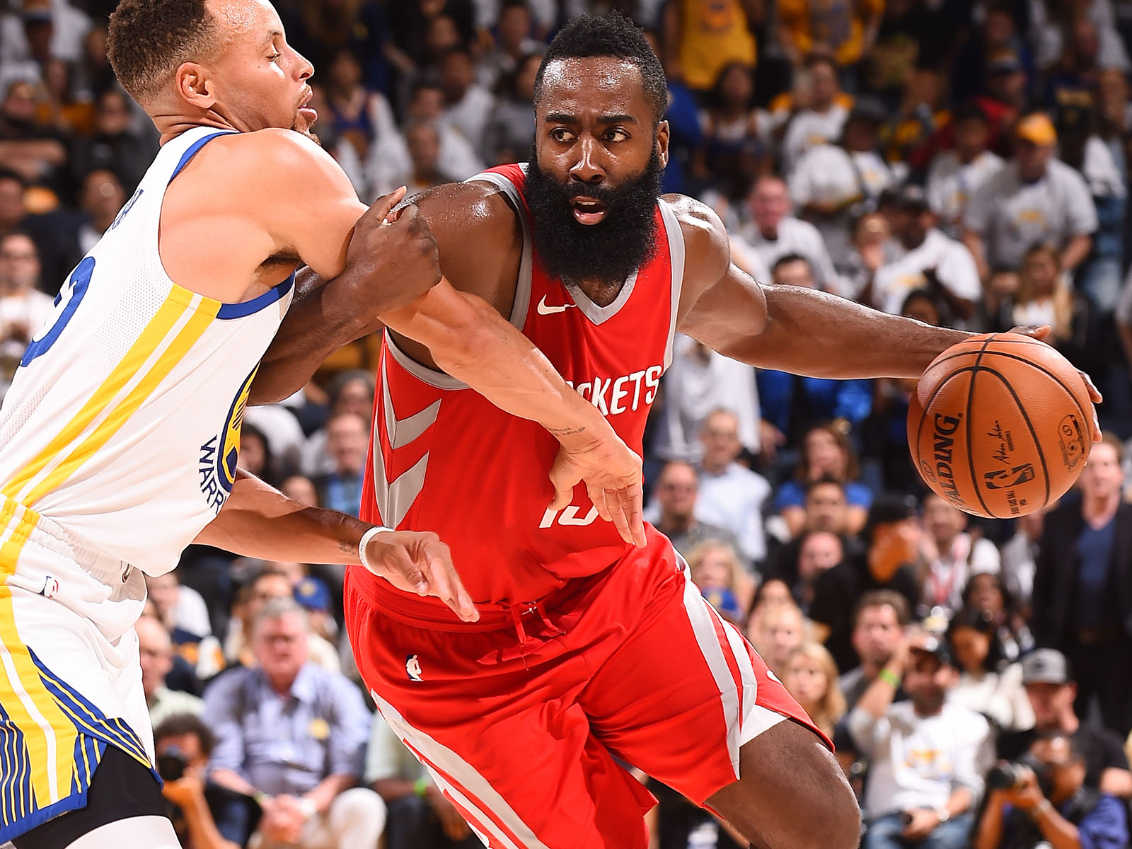 James Harden's Injury Opens Door for LeBron, Warriors in ...