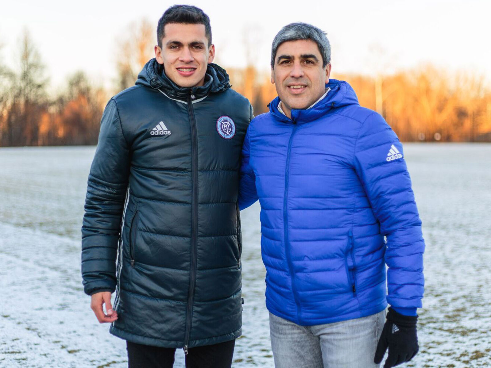 Jesus Medina has signed with New York City FC