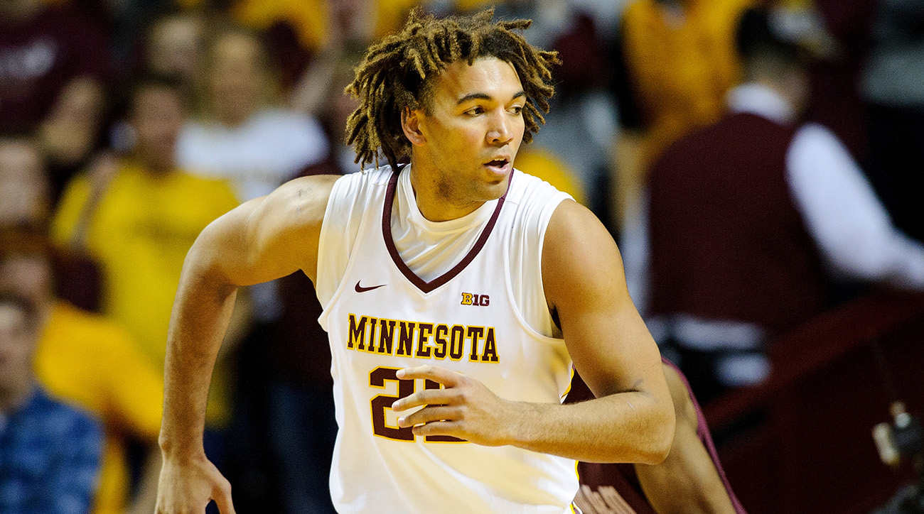 Gophers' Reggie Lynch faces suspension in alleged assault