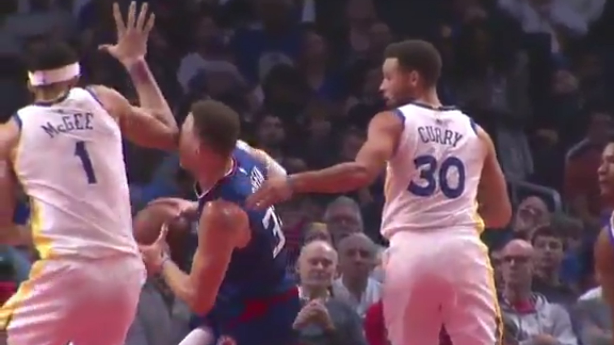 Blake griffin clippers f has concussion after elbow to head si m4hsunfo Gallery
