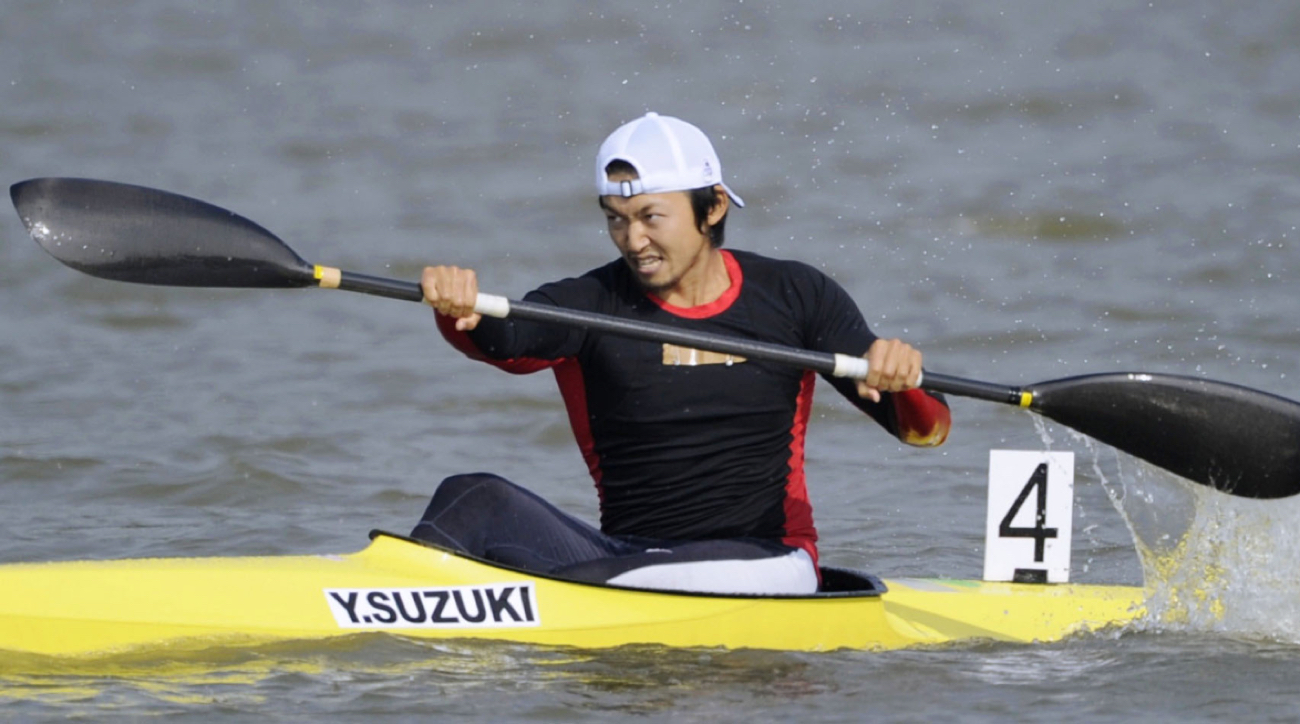 Japanese kayaker banned eight years for lacing rival's drink