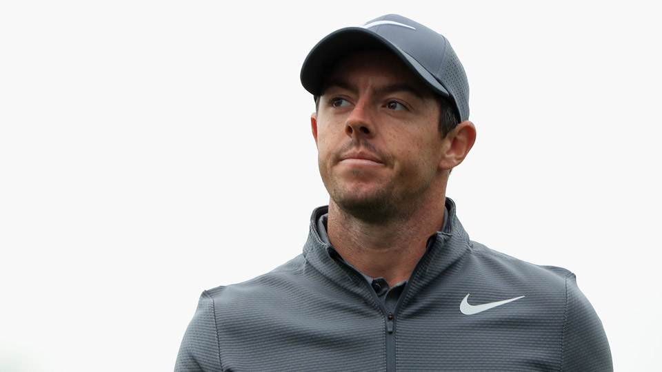 Rory McIlroy isn't letting a newly disclosed heart condition derail his 2018 goals: winning more majors, and reclaiming the world no. 1 ranking.