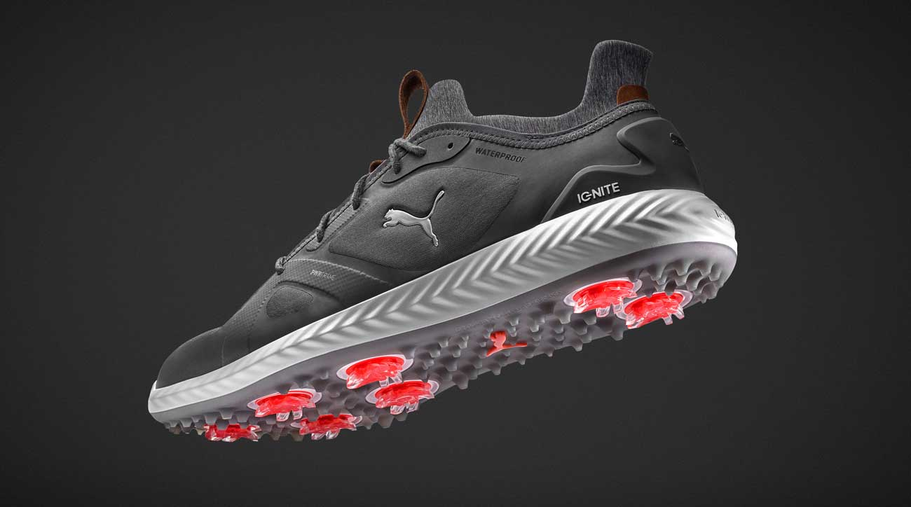 puma golf shoe release features new pwradapt technology