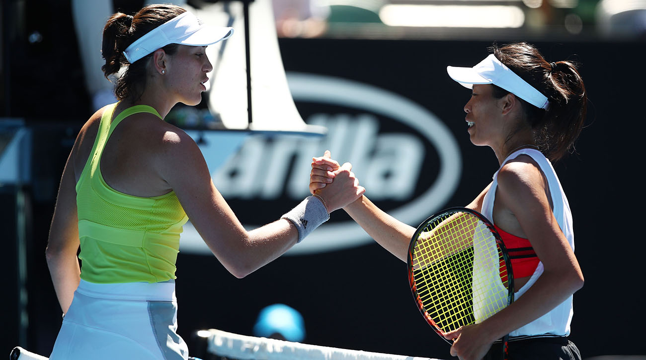 Upsets continue as heat rises: Muguruza, Konta out