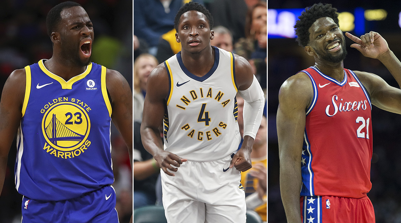 2018 NBA All-Star Starters: LeBron, Durant, Embiid Top Our ...