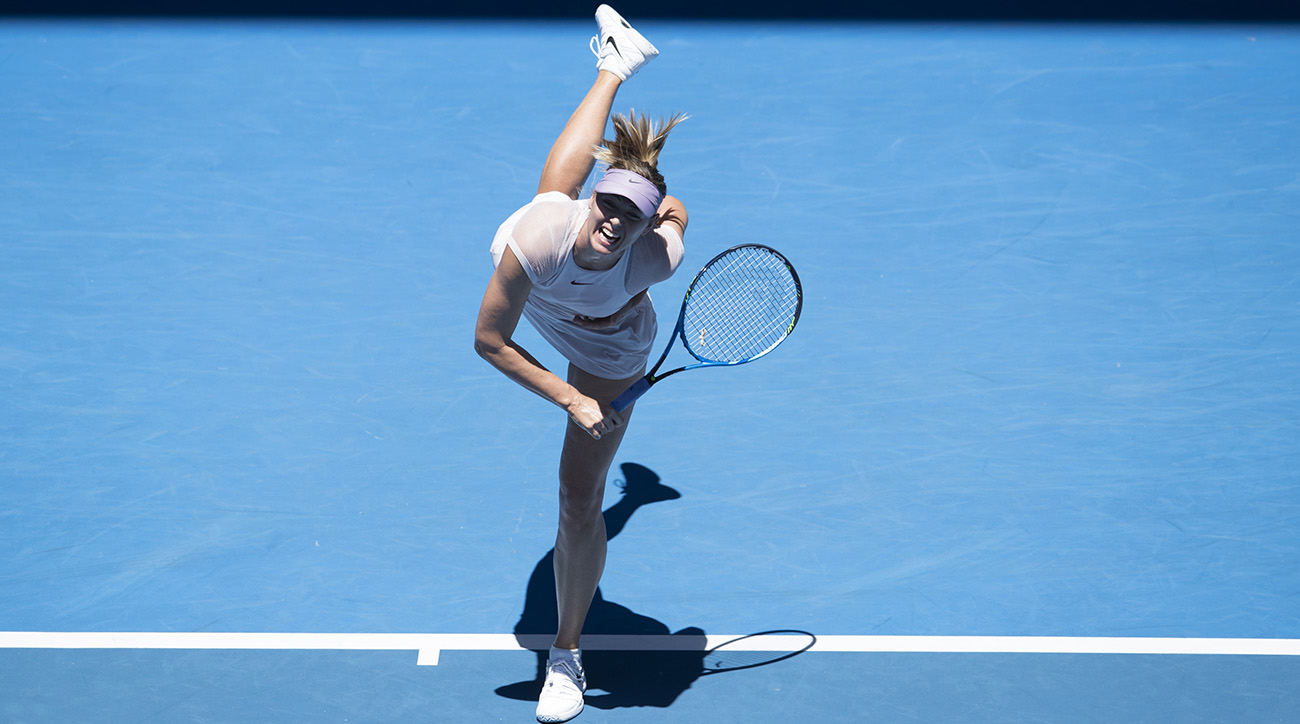 Angelique Kerber dumps Maria Sharapova out of the Australian Open