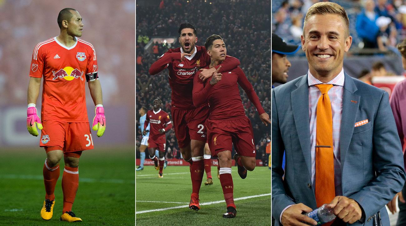 Planet Fútbol TV: Man City Unbeaten No More; Guests Luis Robles, Taylor Twellman