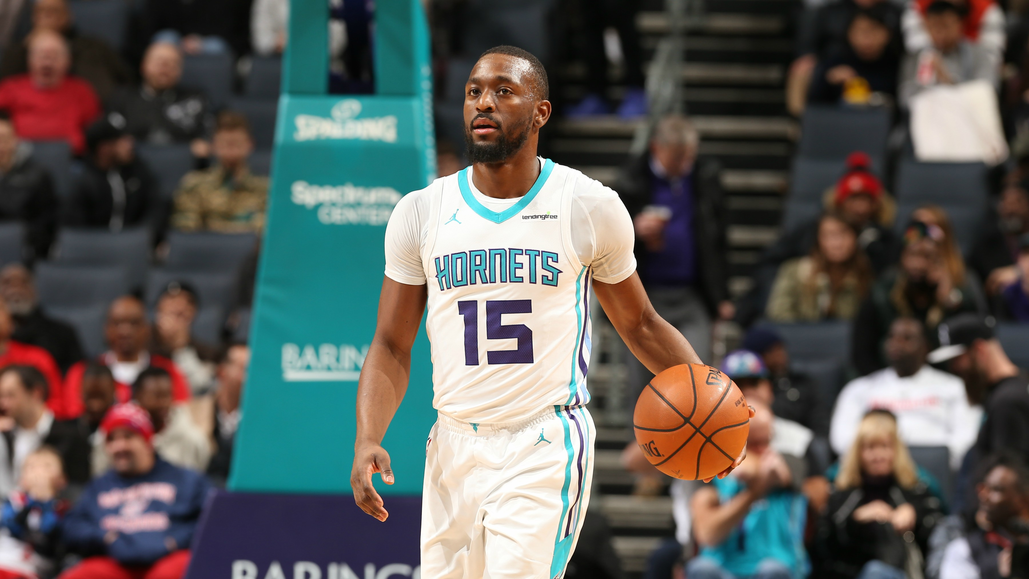 The Hornets are reportedly open to trading star point guard Kemba Walker.