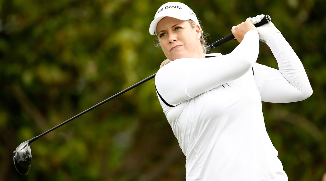 Brittany Lincicome repeated at the Pure Silk-Bahamas LPGA Classic.