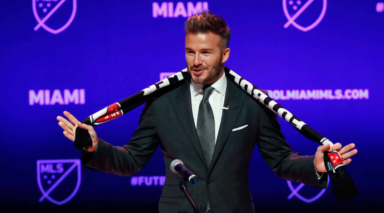 Image Result For Futbol Miami Mls Beckham