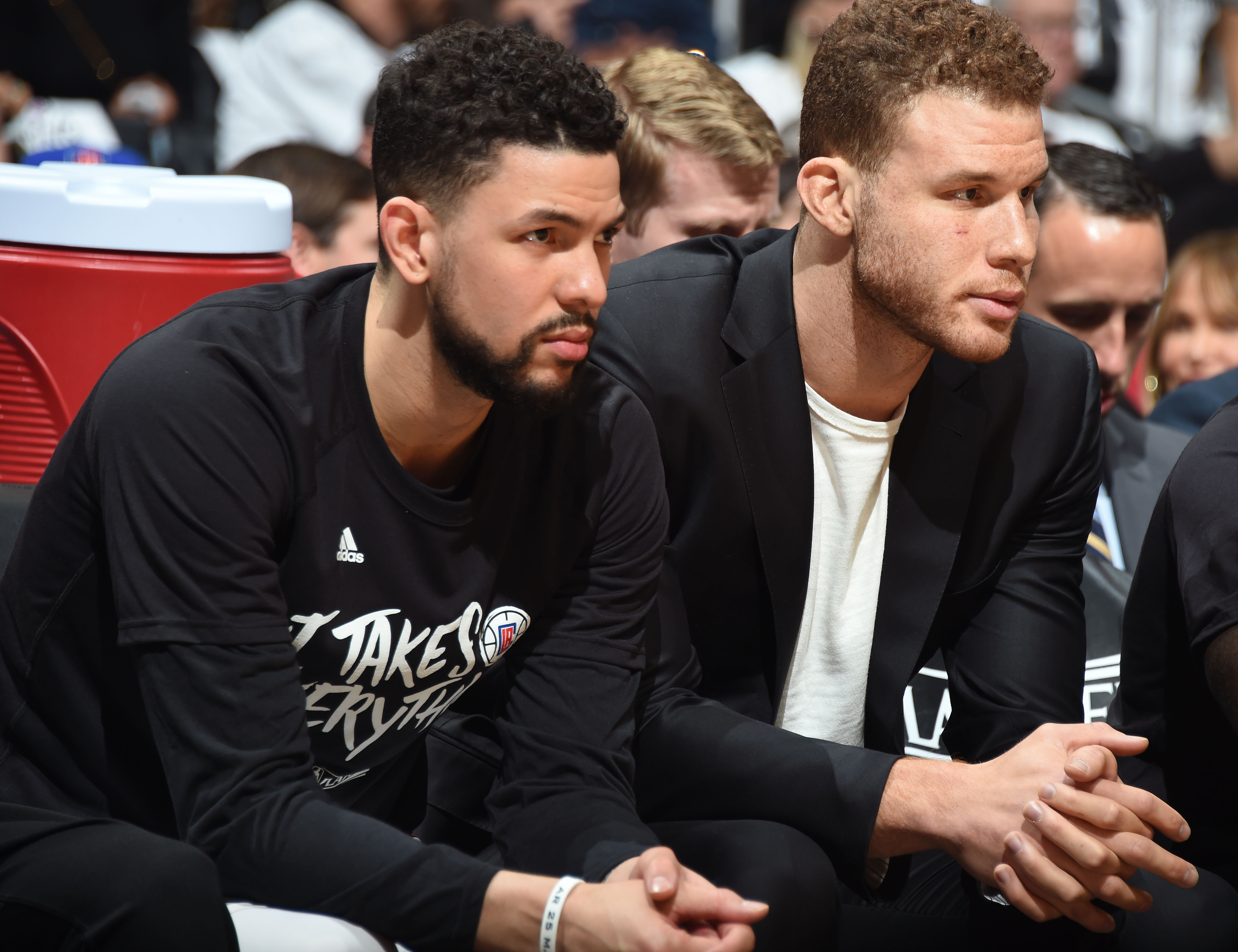 wholesale dealer 91aee 5dbf0 Blake Griffin Trade: Clippers Acknowledge Reality With ...