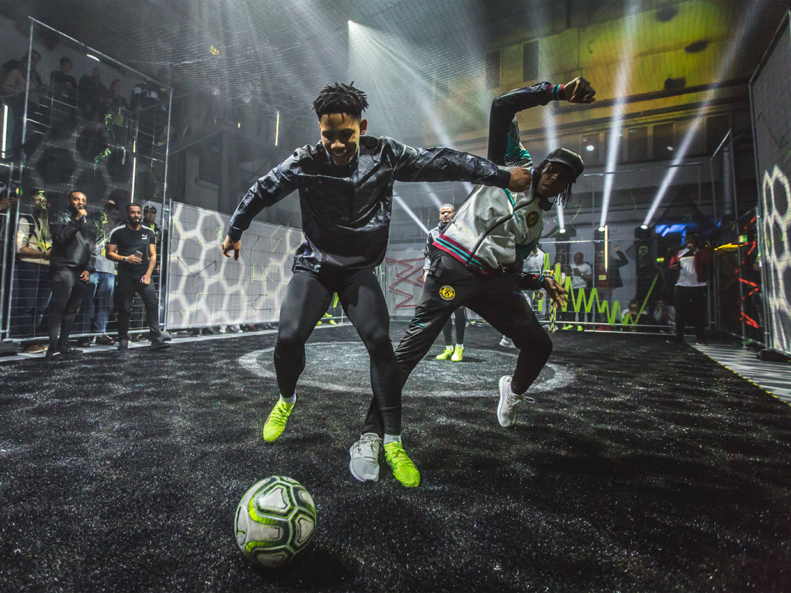 Puma launches the new Future boots