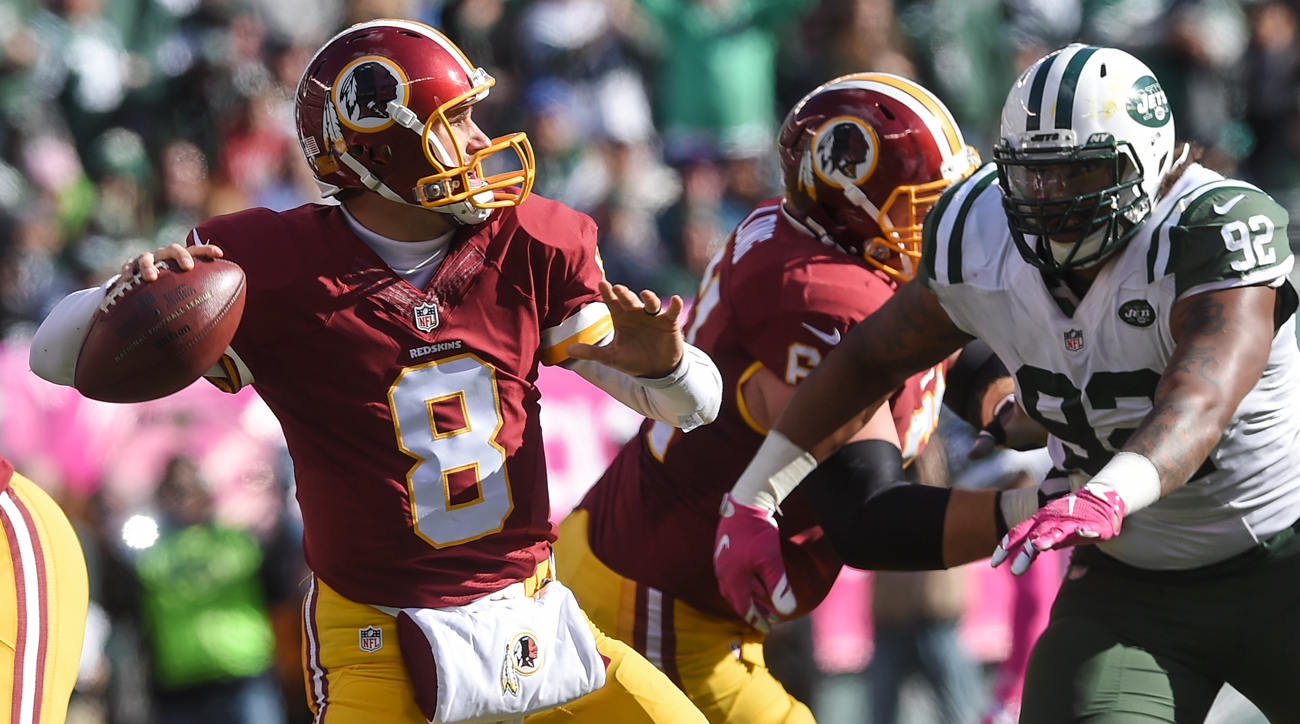 Washington Swaps Out Kirk Cousins for Alex Smith, But Did The Team Improve?