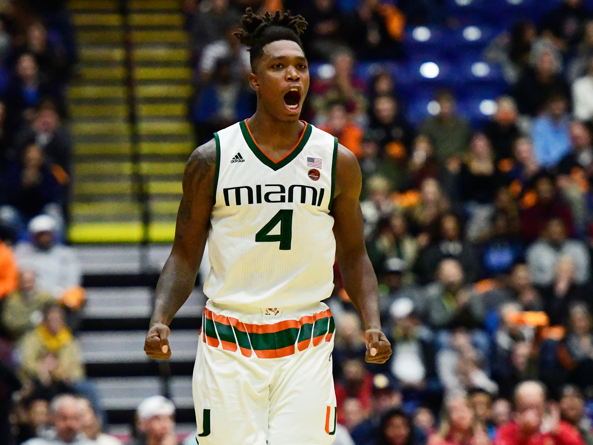 e3b3fb9fd NBA Draft 2018  Lonnie Walker s Draft Stock Is Rising