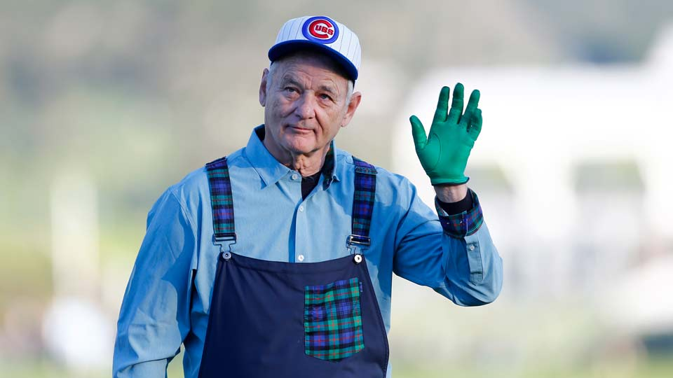 Bill Murray now has his own apparel line, William Murray Golf.