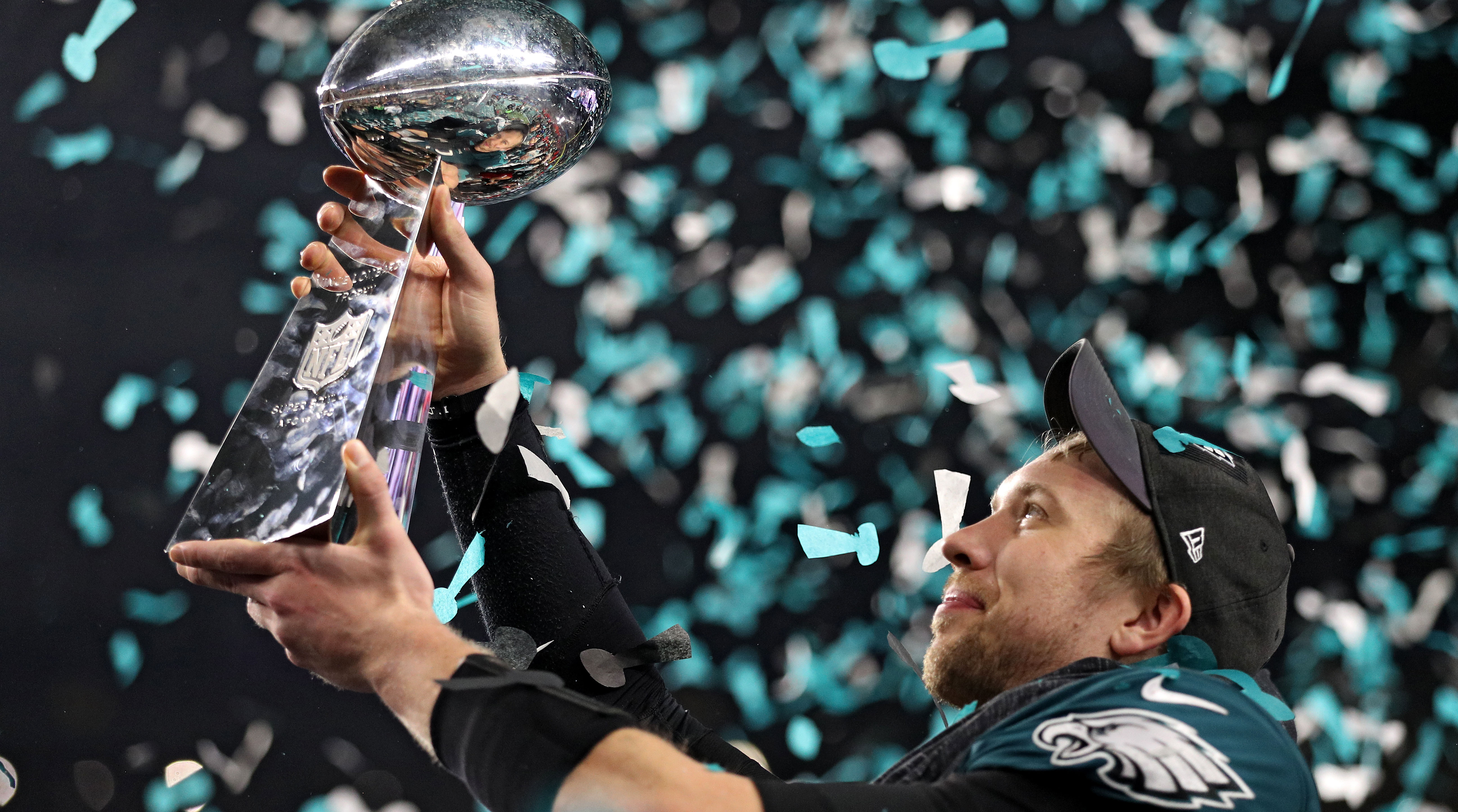 Image result for nick foles superbowl