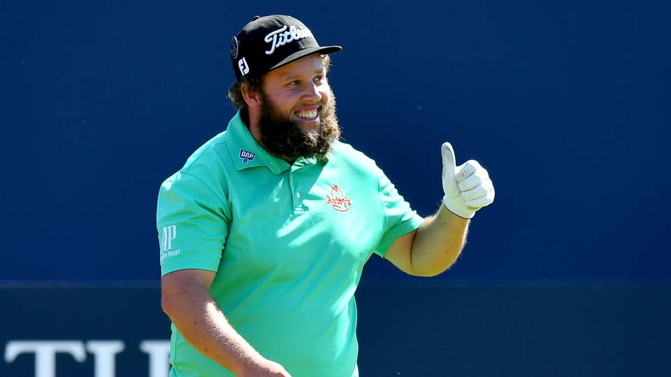 "Andrew ""Beef"" Johnston will be wearing a microphone during the World Super 6 Perth event in Australia."