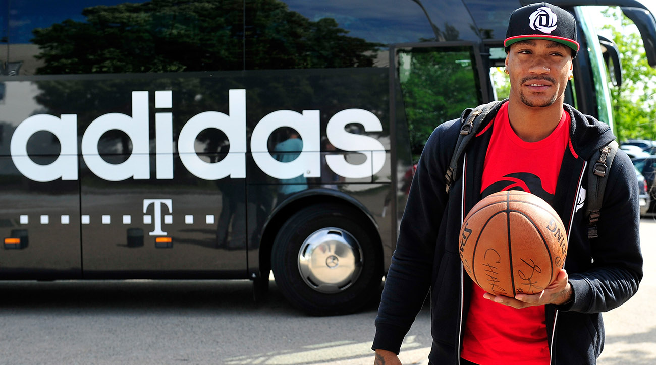 Derrick Rose s Adidas Contract  Breaking Down the Strange Deal  8cc40b6c93