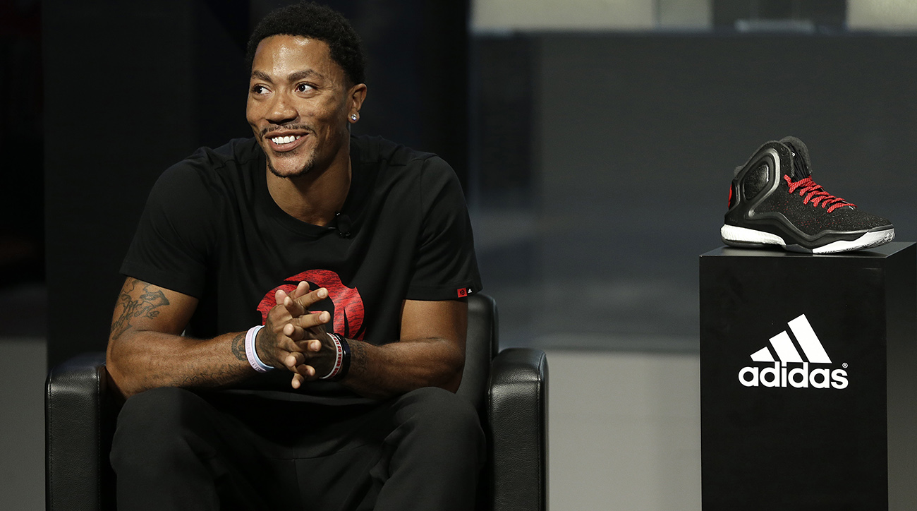 derrick rose lifetime deal with adidas