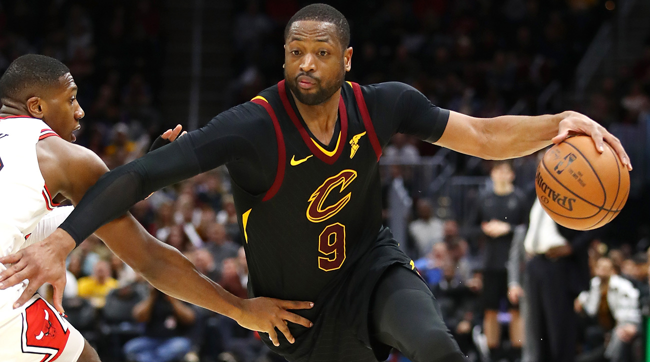 best service 178fd bd7a0 Dwyane Wade Trade Grades: Heat Reacquire Star From Cavs | SI.com