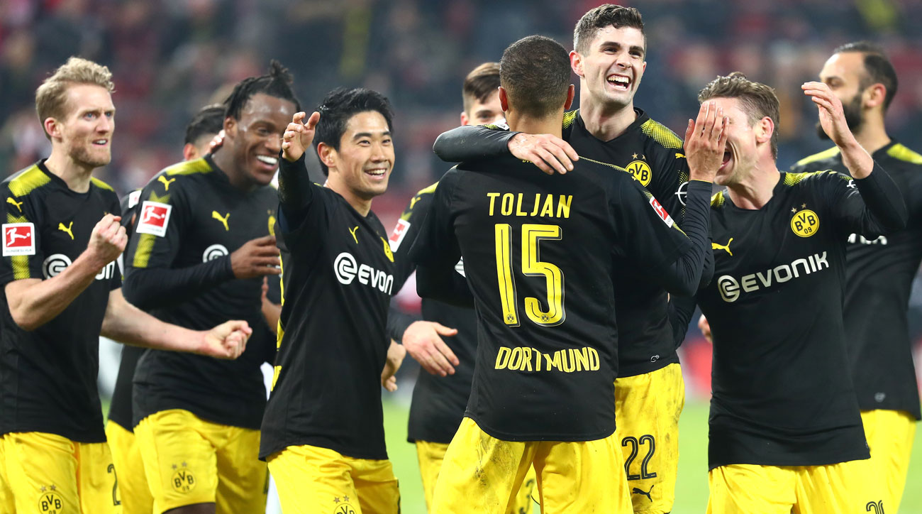 How to Watch Borussia Dortmund vs. Atalanta: Live Stream, TV Channel