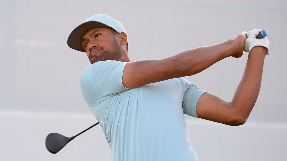 Tony Finau is seeking his second career Tour victory.
