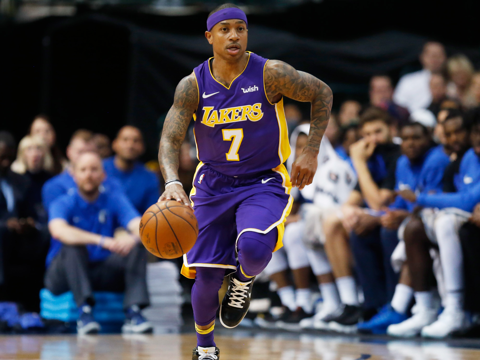 efac53d10 Isaiah Thomas Faces Harsh Reality With Lakers