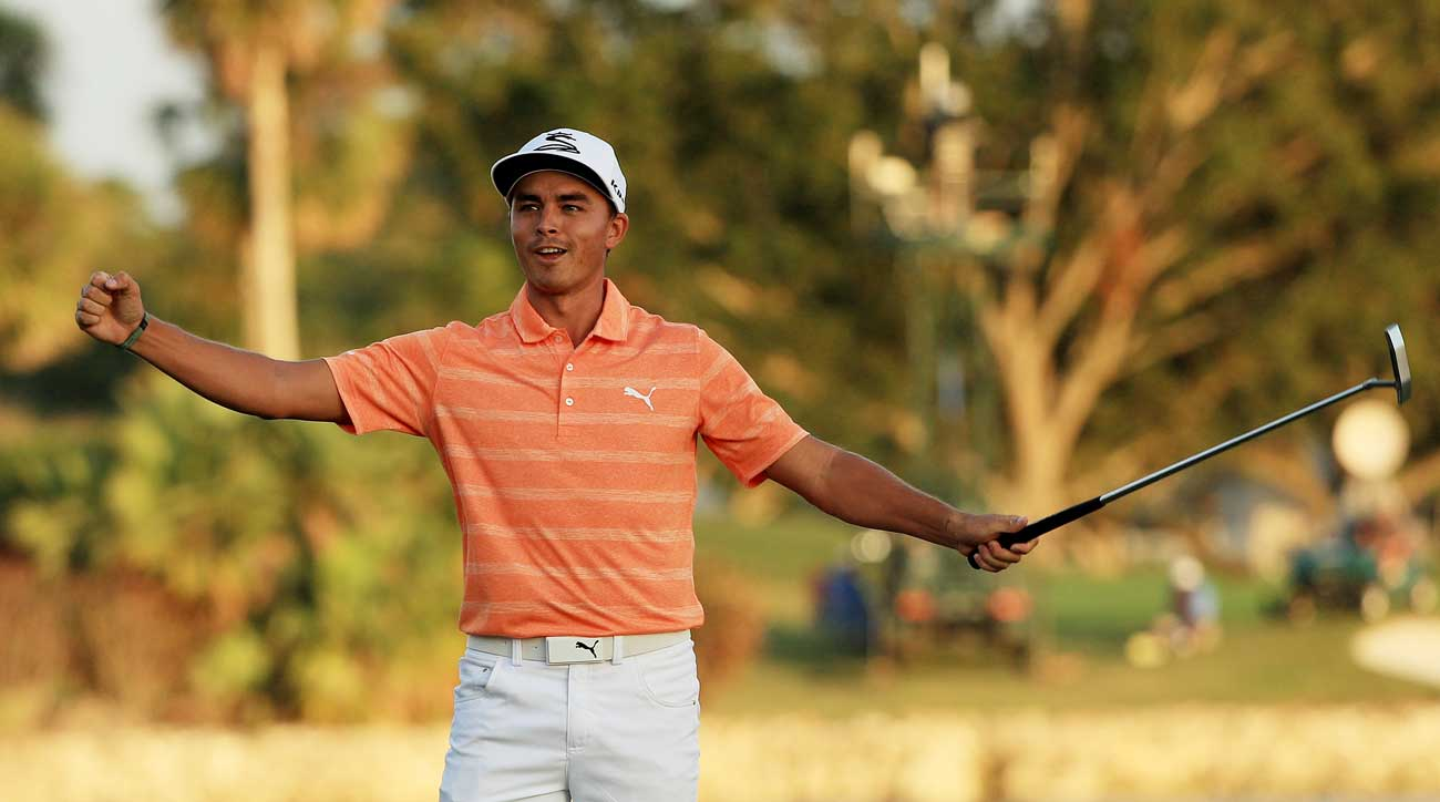 Rickie Fowler is back to defend his title at the Honda Classic.