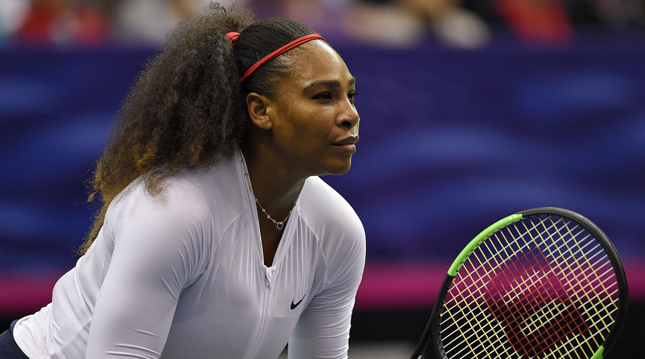 Serena Williams: 'I Almost Died After Giving Birth'