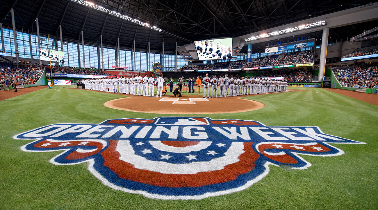 When is MLB Opening Day 2018?