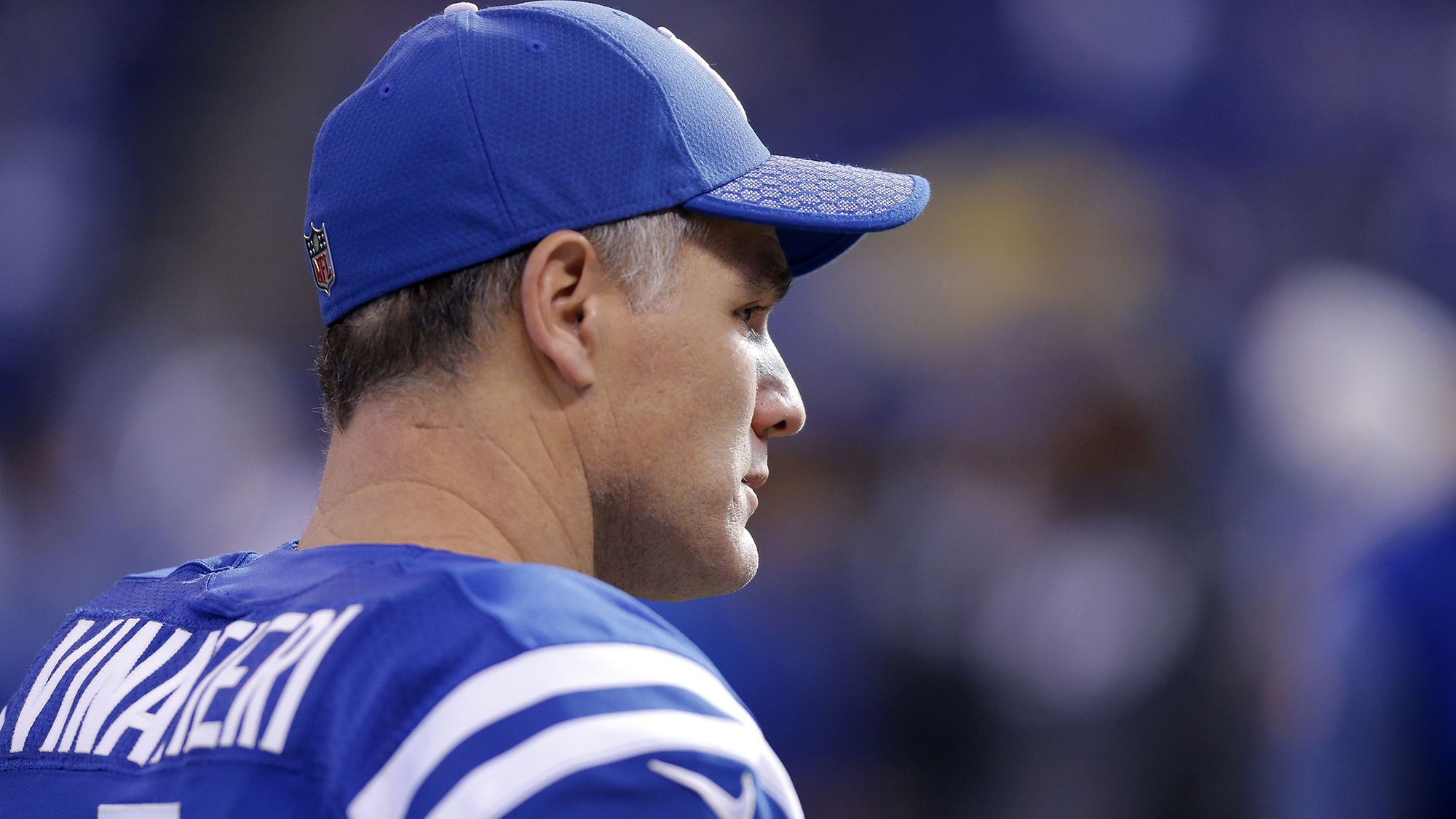Report: Colts, 45-Year-Old Adam Vinatieri Agree on One-Year Deal