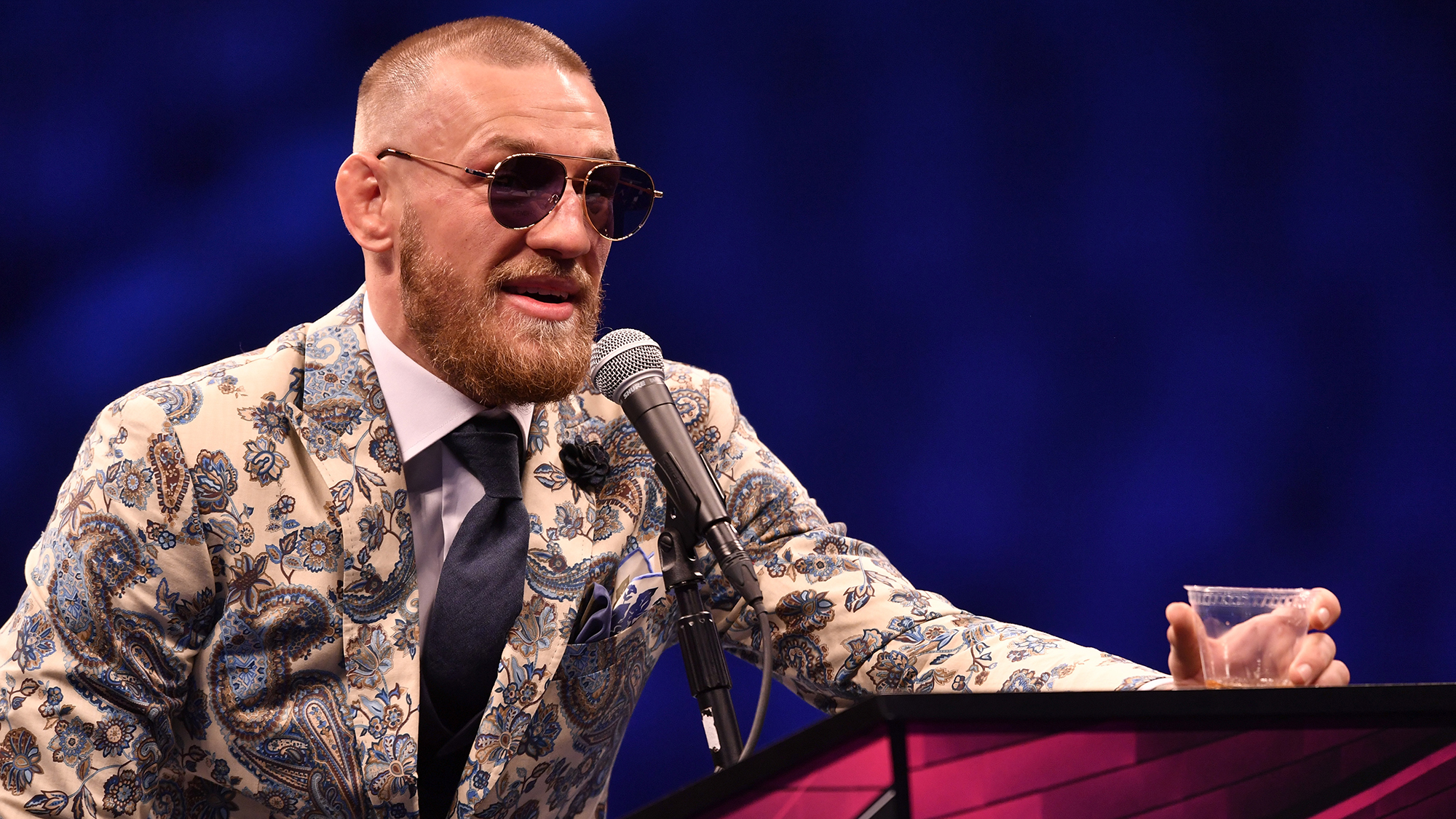 """Conor McGregor Vows to Return to Octagon: """"I Am Fighting Again. Period."""""""