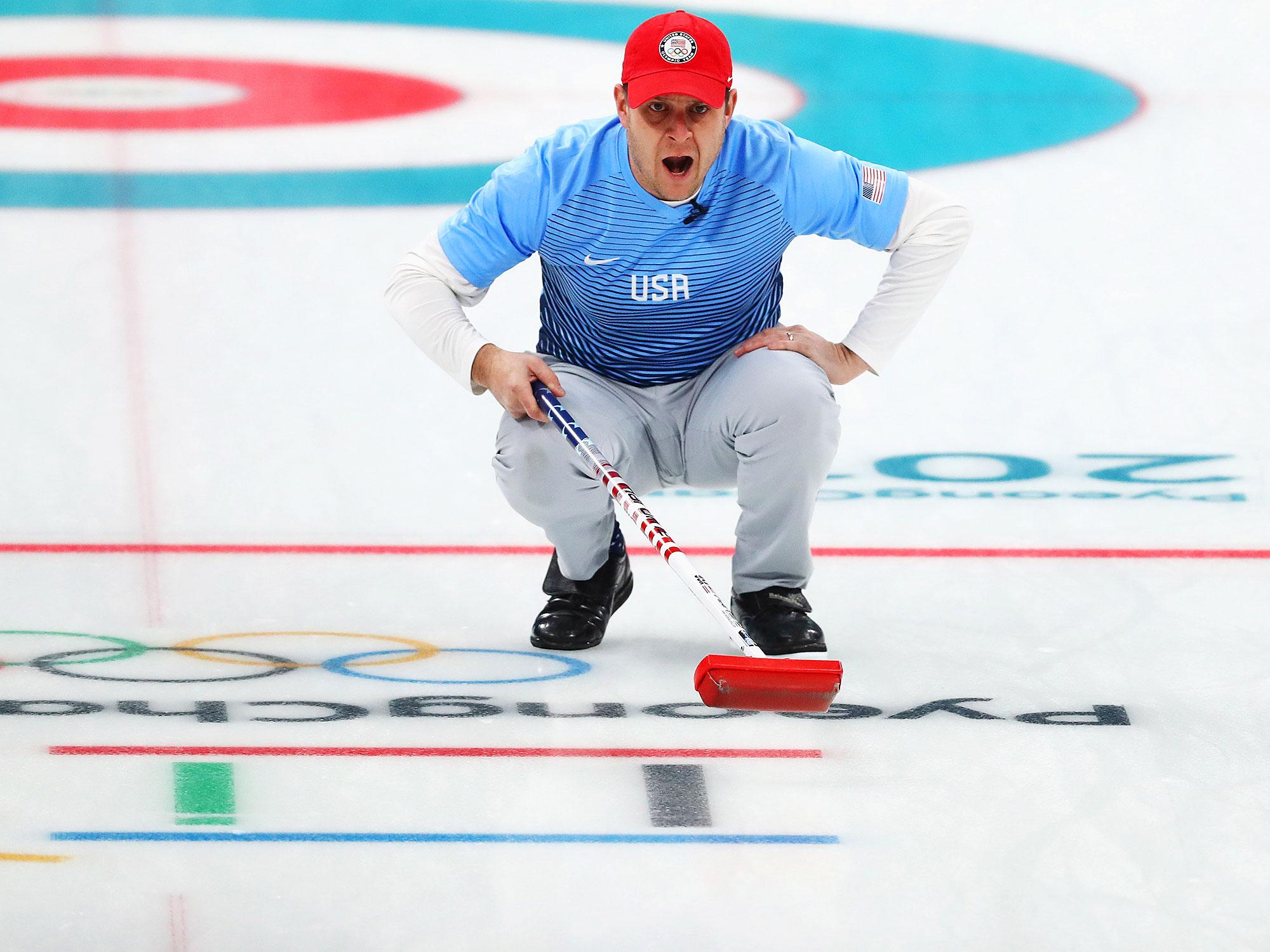 Resultado de imagen para usa curling