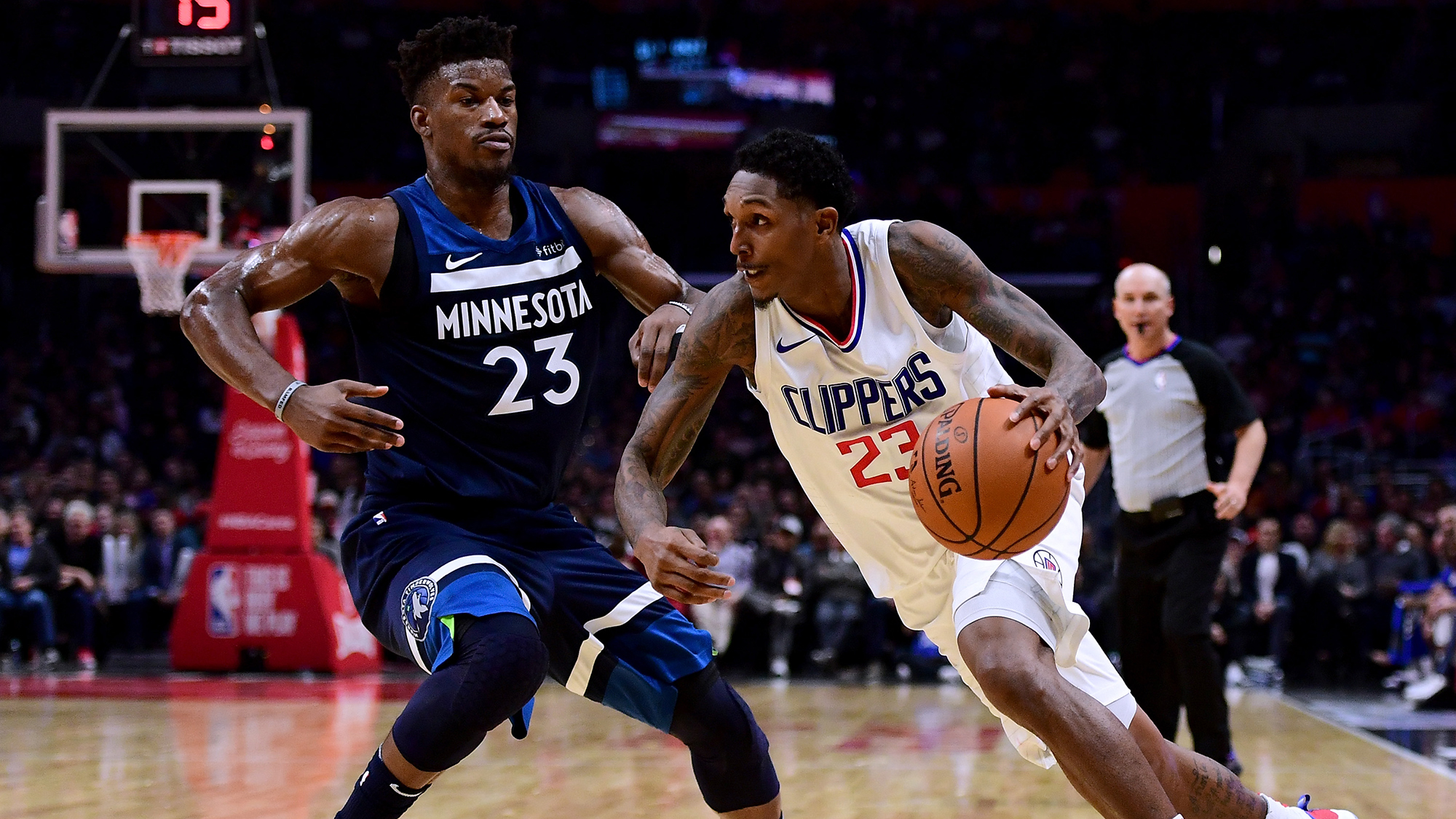 Jimmy Butler Is Down To Play Lou Williams One On One For 100k Si