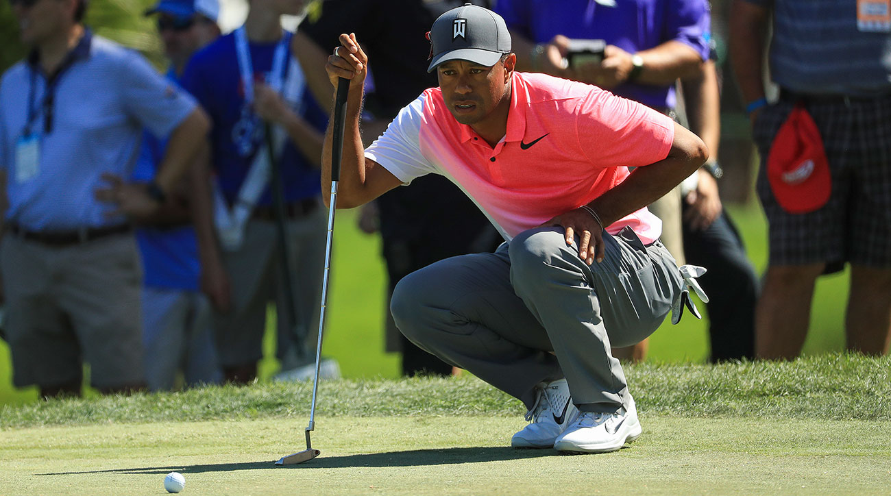 Woods is trying to stare down PGA Tour win No. 80.