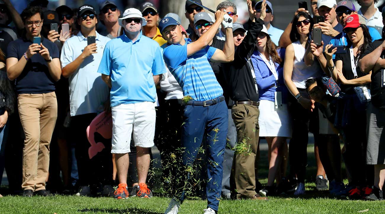 So far this season, Jordan Spieth has uncharacteristically struggled with his putting.